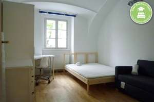 various shared rooms in Krems